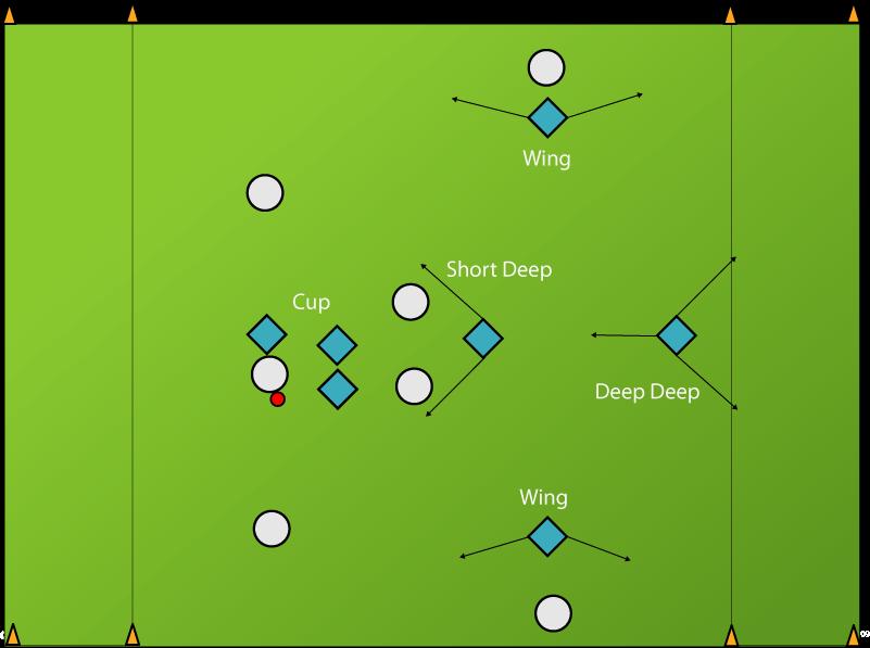 Ultimate Frisbee Tactics