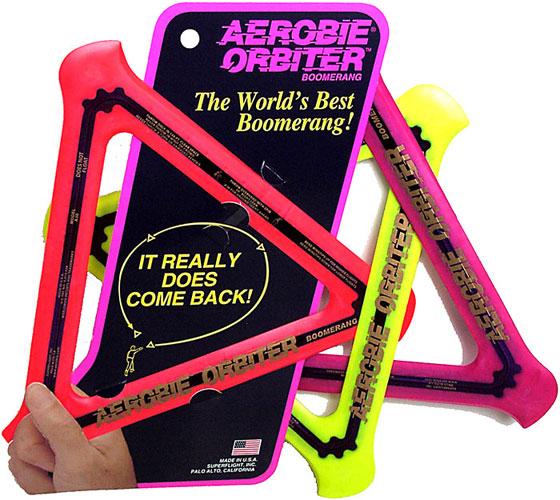 Aerobie Orbiter World's Best Boomerang