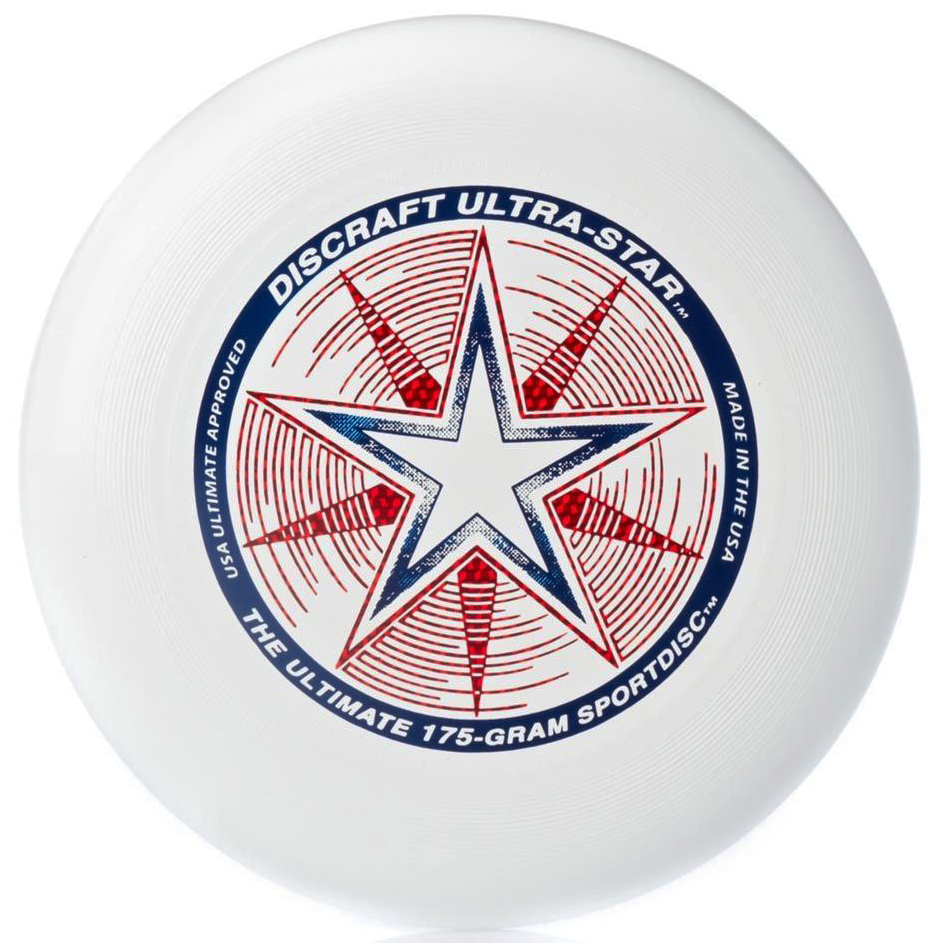 Discraft Ultra Star Frisbee 175g  ORANGE Ultra-Star Ultmate Disc UltraStar